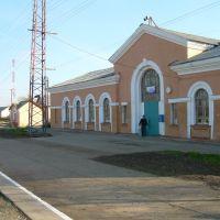 Ж.д. вокзал, ст. Пашия, Горнозаводск