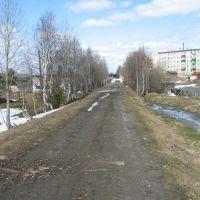 Гремячинск, бывшая железная дорога, Гремячинск
