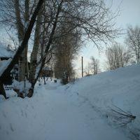 Гремячинск, пешеходная дорожка, Гремячинск