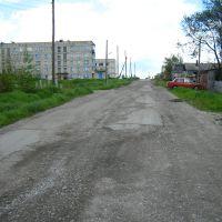 Гремячинск, ул. Попова летом, Гремячинск