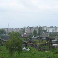 """Гремячинск, микрорайон """"Центральный"""" с ул. Попова, Гремячинск"""