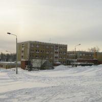 Гремячинск, школа № 3, Гремячинск
