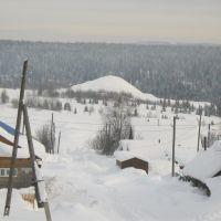 """Гремячинск, отвал бывшей шахты """"Восточная"""", Гремячинск"""