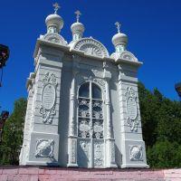 Часовня Александра Невского (Chapel Alexander Nevskogo), Добрянка