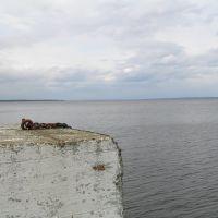 Пермское море - кама в Елово, Елово