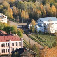 Ильинский. Фото с вертолета, Ильинский
