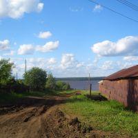 на пути к р. Обва, Ильинский