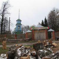 Церковь Благовещения Пересвятой Богородицы в Ильинском http://starcom68.livejournal.com/722349.html, Ильинский