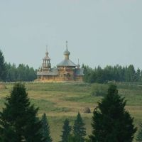 Карагайский район, церковь, Карагай