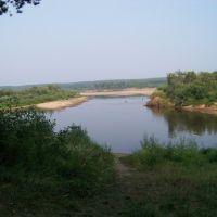 Кама летом, Керчевский