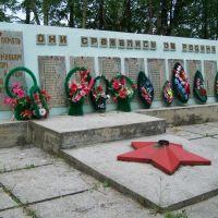 Они сражались за РОДИНУ., Керчевский