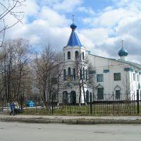 Церковь Кизела, Кизел
