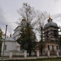 Свято-Николаевская церковь в с.Коса, Коса
