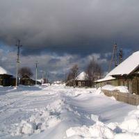 Коса, зима 2008, Коса