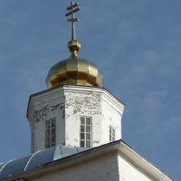 Башня церкви в селе Коса., Коса