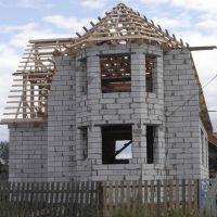Новое в архитектуре села, Кочево
