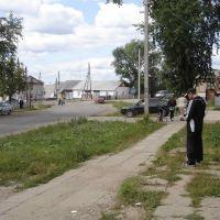 В центре, Кочево