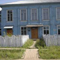 Тут была школа, Кочево
