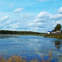 Озеро, Кочево