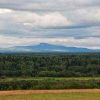 Ural mountains, Красновишерск