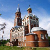 Краснокамск.Храм Святой Екатерины, Краснокамск