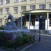 Школа №10, Краснокамск