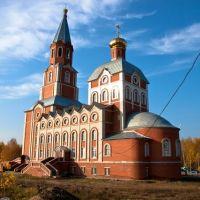 Краснокамск - Церковь Святой Екатерины, Краснокамск
