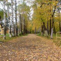 Скверик, Краснокамск