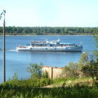 Кама, Краснокамск