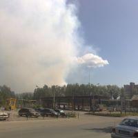 Пожар на КЦБК, Краснокамск