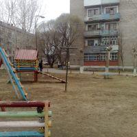 Снег растаял, Краснокамск