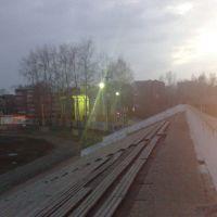 Вечер на стадионе, Краснокамск