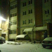 Ночь. Двор, Краснокамск
