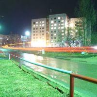 Kalinina str, Краснокамск