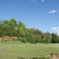 Стадион лесного техникума, Кудымкар