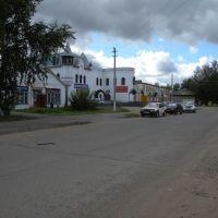 Куеда, улица Гагарина, Куеда