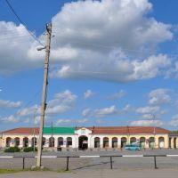 Соборная площадь и Гостиный  двор, Кунгур