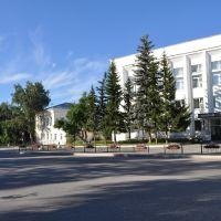 Детская школа Искусства на улице Гоголя, Кунгур