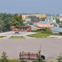 Площадь Победы, Кунгур