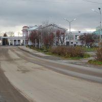 View of LF PSTU, Лысьва