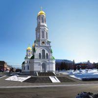 Храм (проект), Лысьва