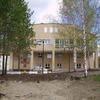 Детская больница, Лысьва