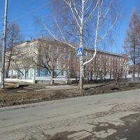 Школа №5, Лысьва