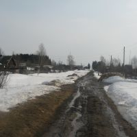 ул. Советская (снизу вверх), Ныроб