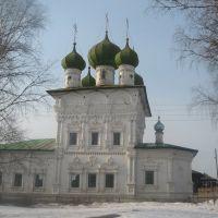 Церковь (май 2009), Ныроб