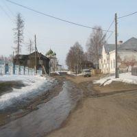 ул. Октябрьская (ниже церкви), Ныроб