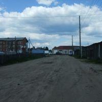 Переулок, Ныроб