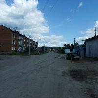 Улица, Ныроб