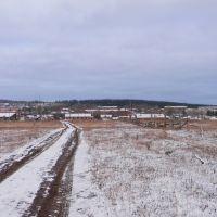 Городок с поля, Ныроб