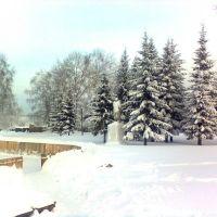 Ленин, Ныроб